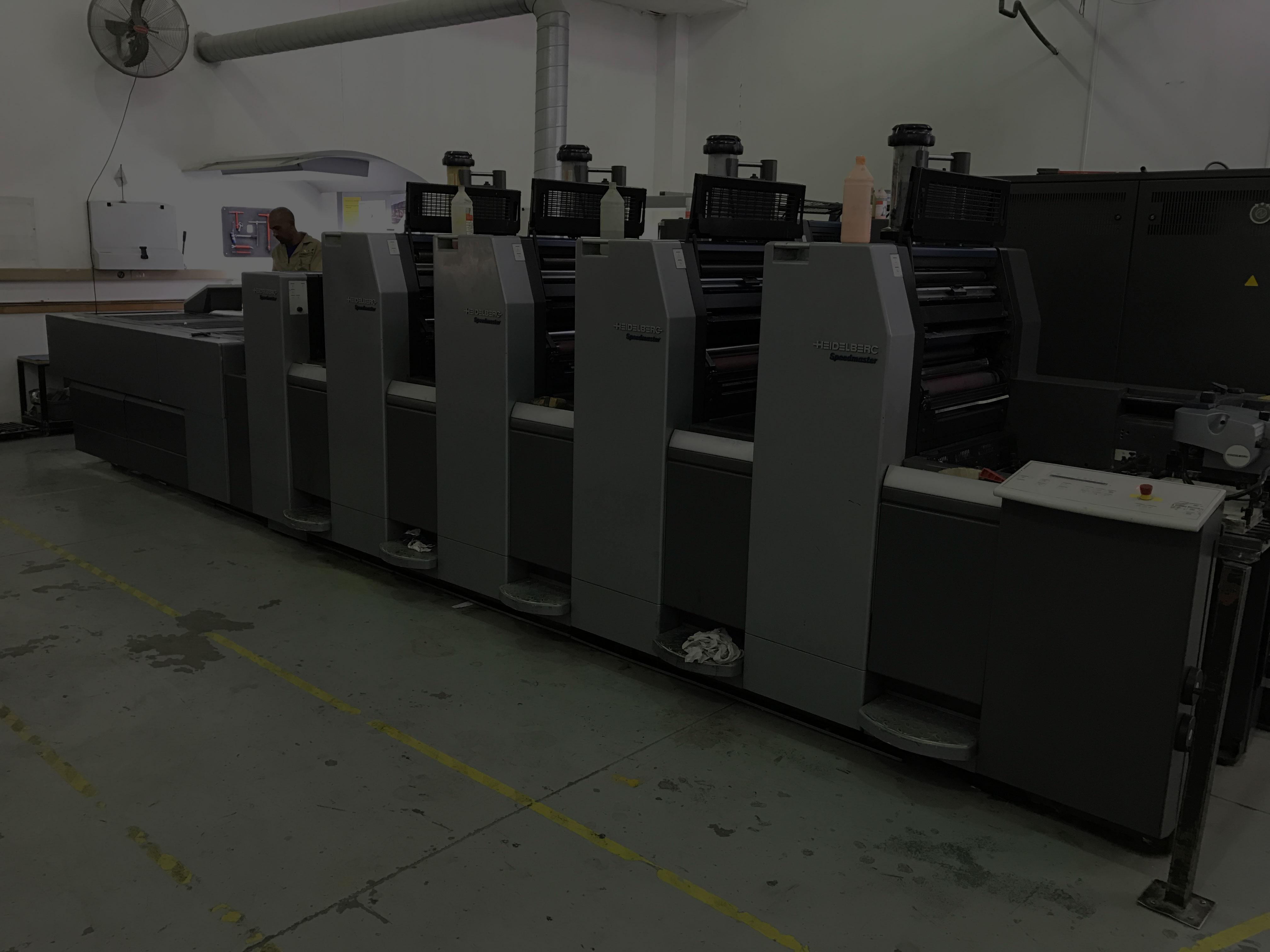 Zero Plus printers is a print company based in Pretoria, near ...